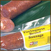 Portuguese Sausage - Hot 10 oz. - Product Image